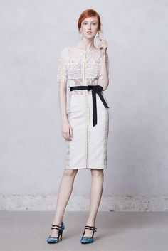 Byron Lars Carissima Sheath Dress