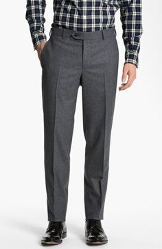 Brooks Brothers by Jeffrey Wool Trousers | Nordstrom