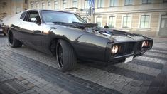 800 HP Dodge Charger 605 cid / 9.9 L - The most bad-ass American muscle ...
