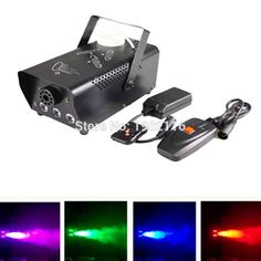 47.50$  Watch here - http://alicx0.worldwells.pw/go.php?t=32707168564 - Remote or wire control LED 400W smoke machine/RGB change color fog machine/professional smoke ejector/stage equipment/LED fogger
