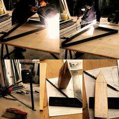 Avances proceso de obra registro Texture, Wood, Crafts, Pintura, Surface Finish, Manualidades, Woodwind Instrument, Trees, Handmade Crafts