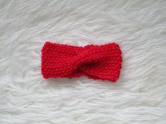Bandeau  Headband bébé 12-18 mois par leshistoiresdeslaine sur Etsy