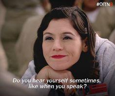 Do you? #OITNB