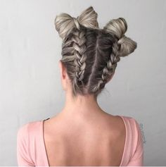 No importa si tu cabello es pequeñito o super largo.