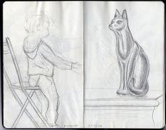Adahy and Cat