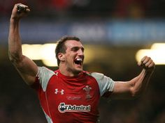 Welsh National Rugby Squad Captain : Sam Warburton. Sam Warburton will win his 50th cap against England on Friday