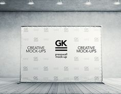 """Check out new work on my @Behance portfolio: """"3D Press Wall / Banner Mock Up"""" http://be.net/gallery/33024803/3D-Press-Wall-Banner-Mock-Up"""