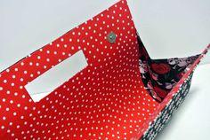 Cartonnage creativo per Ada: Bags