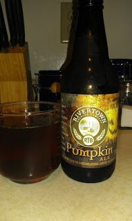 Daily Bites Blog: The Craft Critique: Pumpkin Ale from Rivertown Bre...