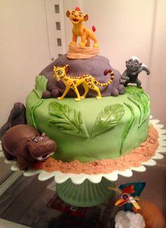 Lion Guard Birthday Cake, Lion King Birthday, Boy Birthday, 5th Birthday Party Ideas, First Birthday Parties, Birthday Celebration, Fresh Cream Birthday Cake, Dexter Cake, Pink Velvet Cupcakes