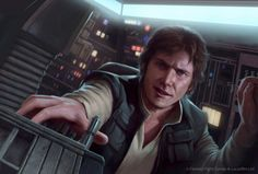 Star Wars: TCG - Han Solo, Pilot by AnthonyFoti on DeviantArt