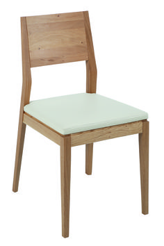 Simplicity and pure usability. #DiningRoomFurniture #KloseFurniture #Chair