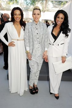 Stooshe - Glamour Women Of The Year Awards 2013 in London 6/4/13