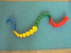 combinatie met gekleurde cilinders en cilinderblokken - MontessoriNet