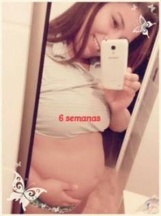Domingo de pancitas: 6 semanas de embarazo | Blog de BabyCenter