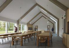 Galería de Retiro Budista Vajrasana / Walters & Cohen Architects - 4