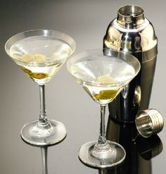 Fake Food Martini Set Frosted-Fake Food Martini Set Frosted 2 - Frosted Martinis & 1 Condensated Martini of orders for this pr Bar Drinks, Alcoholic Drinks, Cocktails, Martini Set, Shaken Not Stirred, Fake Food, Summer Drinks, Food Items, Soul Food