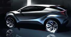 Toyota C-HR ::