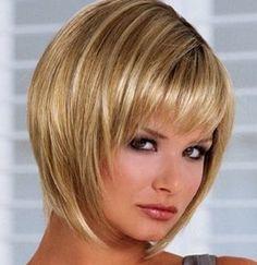Short Bob Hairstyles with Bangs - Best Short Bob Hairstyles ...