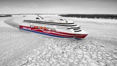 View, download, comment, and rate this 2560x1466 MS Viking Grace, Cruiseferry Wallpaper - Wallpaper Abyss