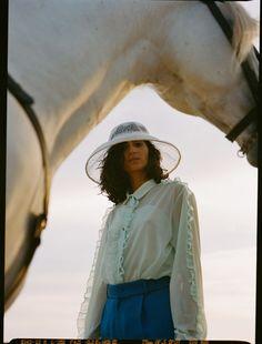 Alba Flores photographed by Camila Falquez for Vogue Spain. Vogue Spain, Vogue Korea, High Fashion Photography, Editorial Photography, Lifestyle Photography, V Magazine, Minimalist Photography, Christy Turlington, Alba