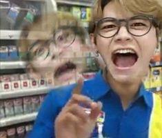 K Meme, Funny Kpop Memes, Cute Memes, Me Too Meme, Stupid Memes, Meme Faces, Funny Faces, Foto Meme, Pretty Star