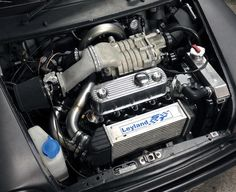 Podifold, the blow through supercharger manifold system for the classic Mini.