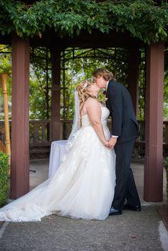 Garden Wedding in Purple   San Francisco, CA