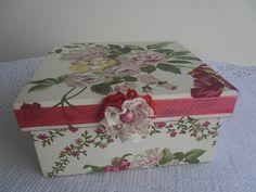 Porta jóia floral | Flickr - Photo Sharing!
