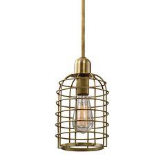 Great mini pendant light! Lighting UTTERMOST 22070