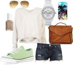 """""""Casual Sweater"""" by claudiazs on Polyvore"""
