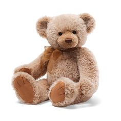 Teddy Bear from America's oldest soft toy company Gund personalise at say it with bears