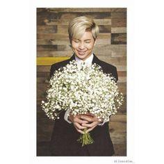 K-Pop BTS Bangtan Boys Official Fan Club ARMY 2nd Photo Card Rap... via Polyvore featuring rapmonster