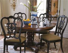Fredericksburg Five Piece Dining Set by Thomasville®