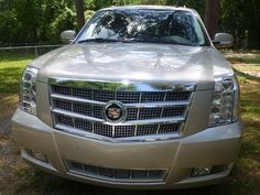 Our Whiskey Lullaby: The 2013 Cadillac Escalade ESV Platinum Edition