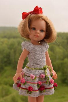 Фотографии Tinna: вязание для кукол Paola Reina – 3 альбома