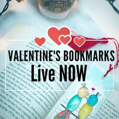 We just launched some cute Valentine's bookmarks. We added some matching tassels to make them more fun and adorable  we hope you enjoy it! You can see the entire collection of you click on the link in the bio up there Happy Valentine shopping! Hugs  #bookmarks #valentine #valentineday #love #etsy #etsyvalentines #etsyshop #valentinesgift #cute #bookworm #books #instabook #bostonshops #pixelstudioshop