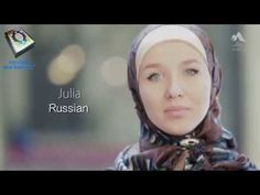Converted To Islam Sister Julia - Women In Islam are Diamonds! - YouTube