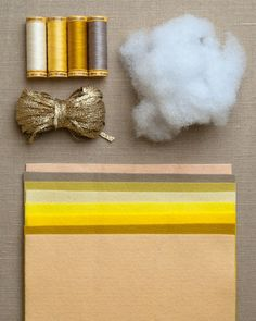 Felt Ornament Gift Tags | Purl Soho