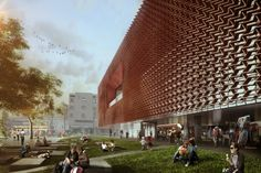 Primer Lugar Concurso de Arquitectura Intervención Urbana 2014 / México