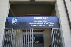 Atalanta - entrance