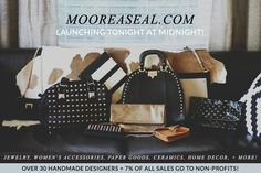 M O O R E A S E A L  Check out Moorea's new shop!