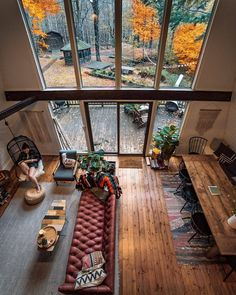 25 Creative Dream House Ideas with Easy DIY Tips, These creative dream home impr. , , 25 Creative Dream House Ideas with Easy DIY Tips, These creative dream home impr. Minimalist Home Interior, Home Interior Design, Interior Architecture, Modern Cabin Interior, Ikea Interior, Interior Colors, Cultural Architecture, Minimalist Style, Residential Architecture