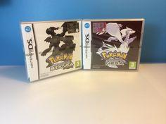 Pokemon versione bianca e nera! Gli ultimi due arrivi della mia collezione, a breve il resto :D