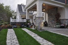 granite stone house - Google Search