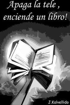 enciende un libro