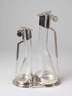 Condiment set, Achille Castiglioni, 1980