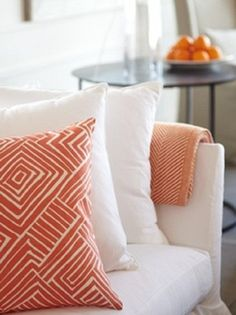 Adorable Decoration with Coral Decorative Pillows: Coral Colored Decorative Pillows ~ virtualhomedesign.net Pillows Inspiration