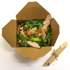 Catering; takeaway salads for your next corporate meeting or event