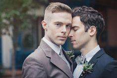 暖暖的《同志婚紗照》讓人感覺真美好